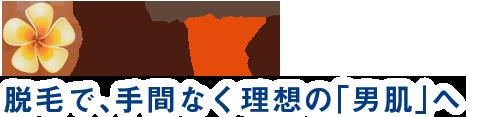 茨城県水戸市の脱毛サロン メンズHANa(ハナ)